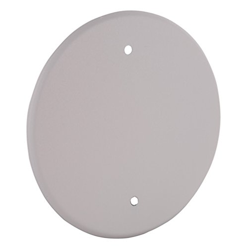 Hubbell-Bell 5653-1 5-Inch Round Closure Plate