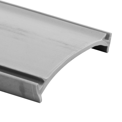 Prime-Line Products T 8710 Door Threshold Insert, 36-Inch, Gray by Prime-Line