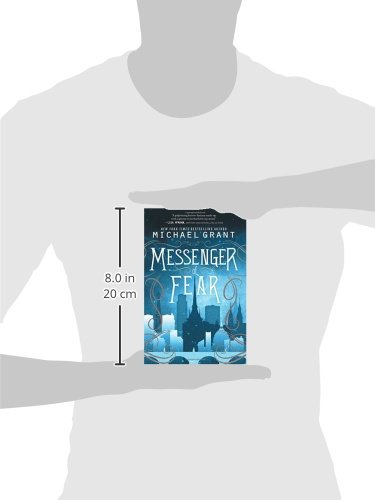 Amazon messenger of fear 9780062207418 michael grant books fandeluxe