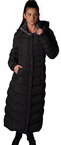 Quilt Down Jacket - 1