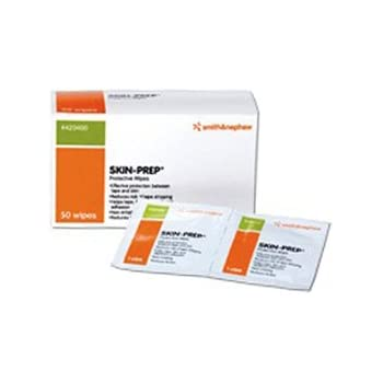 Smith & Nephew SKIN PREP Protective Wipes (Box of 50)