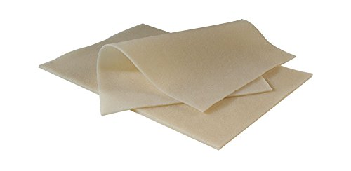"Tandy Leather Crepe Rubber Sheet 3mm 12"" x 18"" 3458-00"
