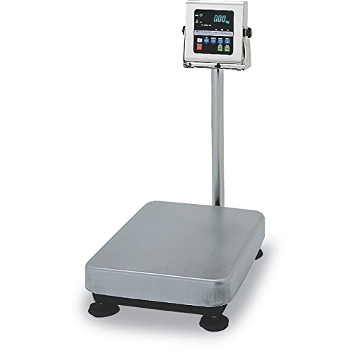 A&D Weighing HV-60KWP Tripple Resolution Washdown Industrial Scale 30lb/60lb/150lb