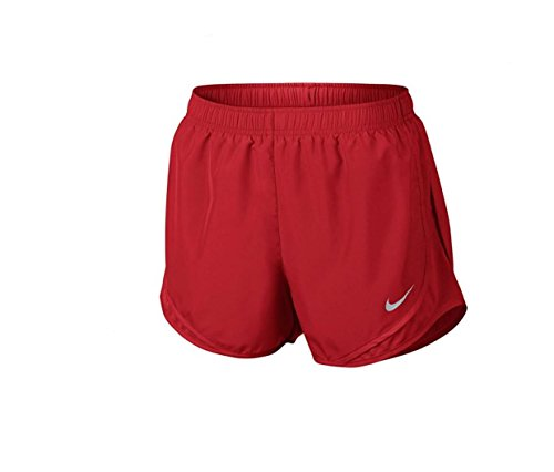 Running Tempo NIKE Dry Red Red Women's Short ECqqt6