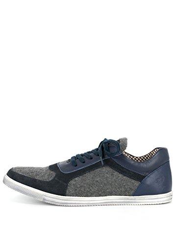 Wensky Grau Liam Sneaker Spieth Bleu Marine amp; 40qwH5O