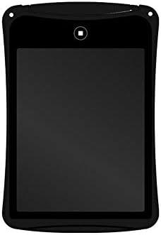 LKJASDHL 6インチLCD手書きボード子供用画板手描きボードLcdライト電子小型黒板ライティングボード製図板Lcdライティングタブレット (色 : 黒)