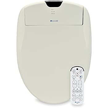 Brondell Swash 1400 Luxury Bidet Toilet Seat In Elongated
