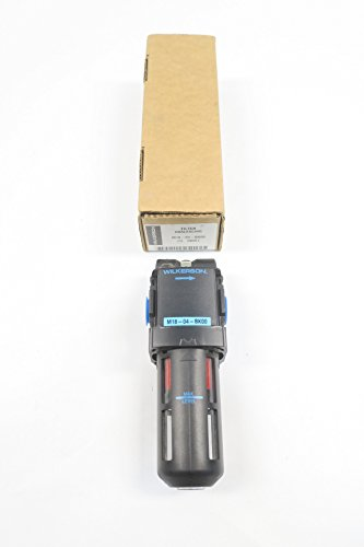 WILKERSON M18-04-BK00 1/2IN NPT 150PSI COALESCING PNEUMATIC FILTER D595285 by Wilkerson