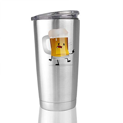 Root Beer 20 Oz Stainless Steel Vacuum Insulated