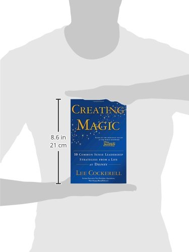 creating magic 10 common sense leadership strategies If you are looking for a book by lee cockerell creating magic: 10 common sense leadership strategies from a life at disney [unabridged] [audible audio edition] in pdf format, then you have.