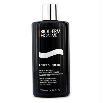 Price comparison product image Biotherm Homme Force Supreme Nutri-Replenishing Anti-Aging Lotion - 200ml/6.76oz