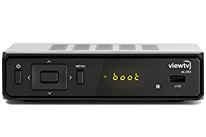 ViewTV AT-263 ATSC Digital TV Converter Box with HDMI Cable
