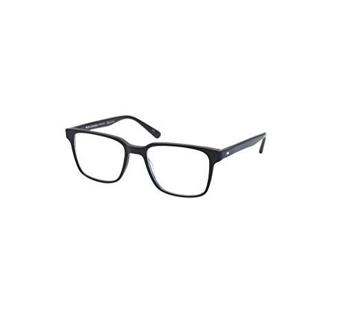 Masunaga Unisex Designer Eyeglasses, 055 19 Black Matt, Size - Eyewear Masunaga