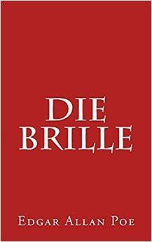 Book Die Brille (German Edition)