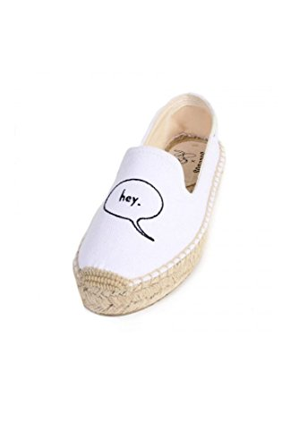Hi Women's Smoking Soludos Slipper White White qzpn7w