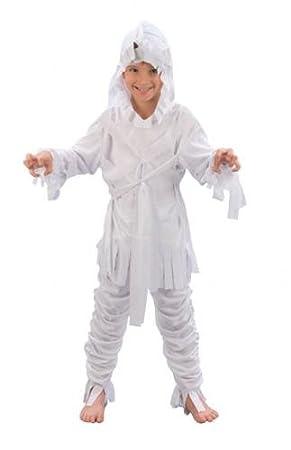 Childrens Halloween Costumes - Mummy Fancy Dress Costume - Medium Size  sc 1 st  Amazon UK & Childrens Halloween Costumes - Mummy Fancy Dress Costume - Medium ...