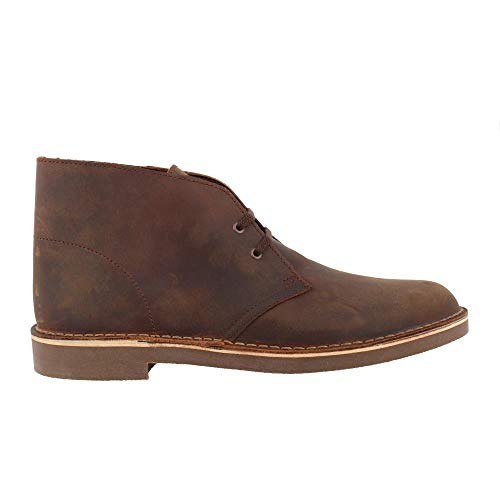 CLARKS Men's Bushacre 2, Dark Brown, 10.5 W US