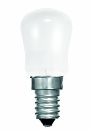 Led bombilla luz blanca cálida/827/2700 K 1W=10W salida de luz SES/E14/rosca Edison pequeña 25,000 horas de bajo consumo clase energética A: Amazon.es: ...