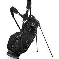 Sun Mountain 4.5 LS 4 Way LH 4.5 LS 4 Way Left Handed Stand Bag, Black, Golf Bag