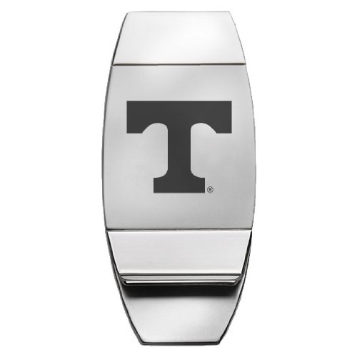 LXG, Inc. University of Tennessee - Two-Toned Money Clip - Silver -
