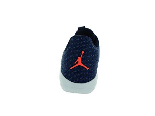 Nike Jordan Eclipse BG, Zapatillas de Deporte Para Niños Azul / Plateado (Mid Navy / Infrrd 23-Pr Pltnm-Sr)