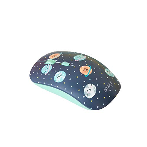 Pack 2 in 1 Wireless Mouse and Mat Brand Mr. Wonderful Avocado