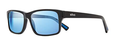 Revo Polarized Sunglasses Finley Rectangle Frame