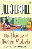 The House of Seven Mabels, Jill Churchill, 1587243997
