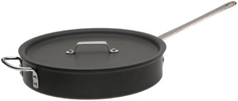 B00004SY8D Calphalon Professional Hard-Anodized 5-Quart Sauté Pan with Lid 31MC273NJ9L.