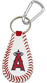 GameWear Anaheim Angels Baseball Keychain