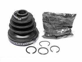 Empi Front Axle Assembly (BMW e83 x3 2.5/3.0 Axle Boot Kit Front Inner Joint)