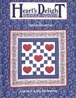 Heart's Delight, Nine-Patch Variations, Patricia Knoechel, 0922705232
