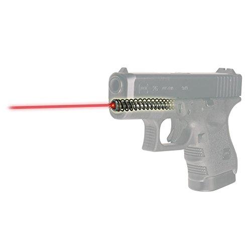 - Guide Rod Laser (Red) For use on Glock 26/27/33 (Gen 1-3)