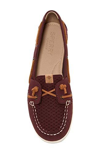 Femme Raisin US Chaussures Bateau pour Sperry Frauen vgptnBWxP