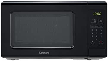 Kenmore 70719 Compact Countertop Microwave product image