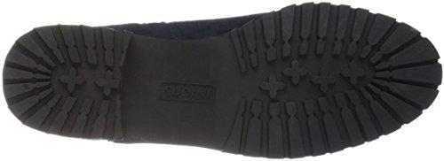 Navy Bootie Fiona Women's Ankle Sudini wgzaT8qZ