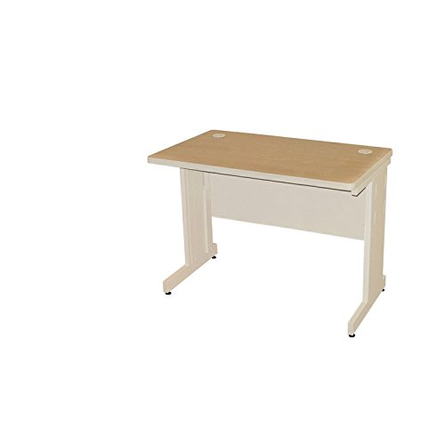 Back Computer Carrel - Marvel Pronto School Training Table with Modesty Panel Back - 42W x 30D