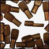 WIDGETCO 1/4'' Antique Brass Shelf Pins(QTY 5,000)
