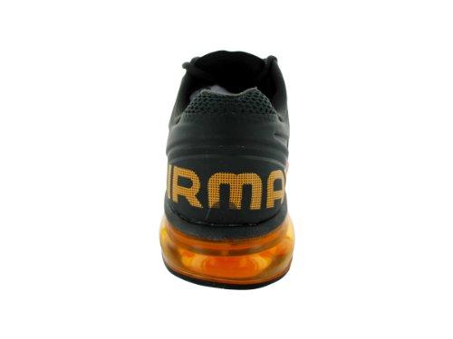 Nike Mens Air Max + 2013 Scarpa Da Corsa Drk Chrcl / Chllng Rd / Lsr Orng