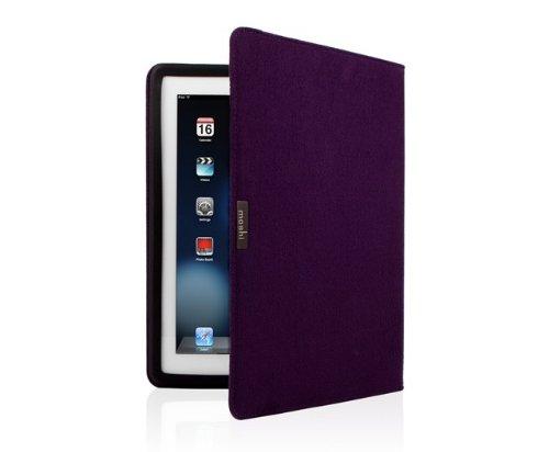 Moshi Concerti for iPad 2 - Tyrian Purple (99MO046411) (Moshi Ipad Air 2)
