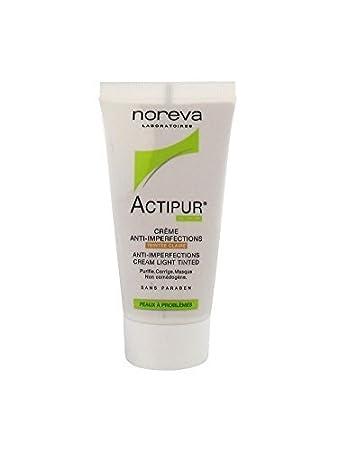 Led Noreva Actipur Light Tinted Cream