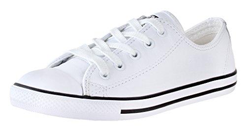 Converse Women's Chuck Taylor Dainty Oxford Fashion Sneaker Shoe (7.5 B(M) US, (Converse Oxford Sneakers)
