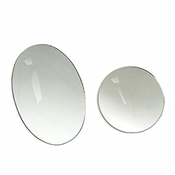 Amazonde Glorex 6 2430 27 Spiegel Zum Basteln Silberfarben 12 5