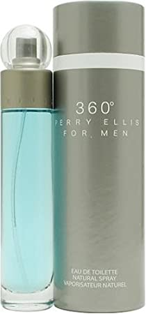 Perry Ellis 360 By Perry Ellis For Men. Eau De Toilette Spray 3.4 Ounces
