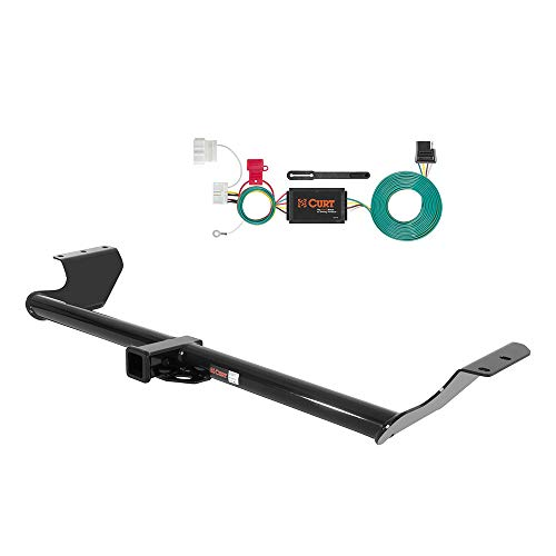 Curt Manufacturing 99307 Class 3 Hitch Kit and Wiring Harness (2