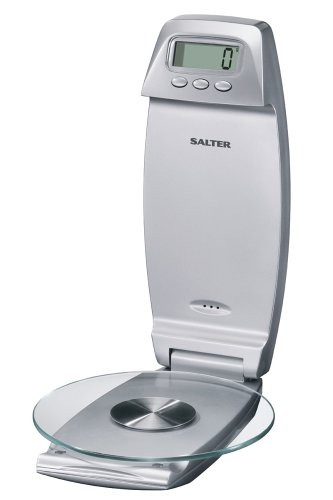 Salter Electronic Kitchen Wall Scale With Clock And Timer Amazon Co