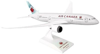 Daron Skymarks Air Canada 787-8 Airplane Model Building Kit, 1/200-Scale