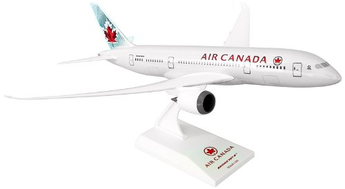Daron Skymarks Air Canada 787 8 Airplane Model Building Kit  1 200 Scale