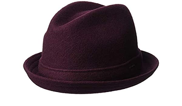 Kangol Men s Wool Player Fedora Trilby Hat at Amazon Men s Clothing store  37b7d6f422a7