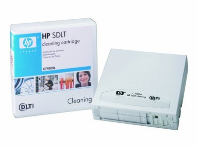 HP C7982A SDLT 1 Cleaning Cart